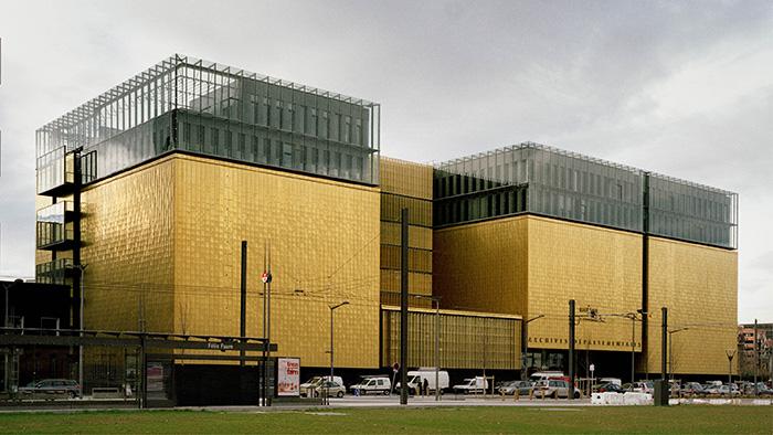 Archives départementales et métropolitaines