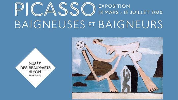 Picasso. Baigneuses et baigneurs | Ville de Lyon