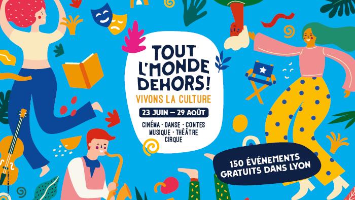 Lyon : Tout l'monde dehors revient en 2021 Tlmd_21_700x394