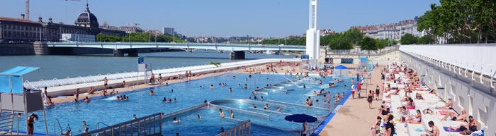 Centre nautique tony bertrand ex piscine du rh ne for Chauffage piscine du rhone