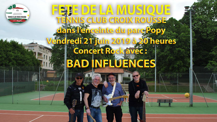 Rock et tennis