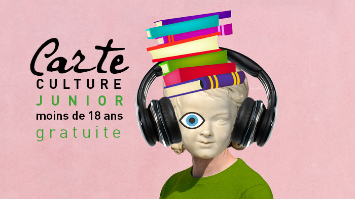 Carte Culture Junior