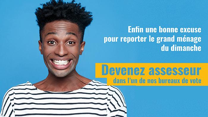 Devenez Assesseur Dans L Un Des Bureaux De Vote A Lyon Ville De Lyon