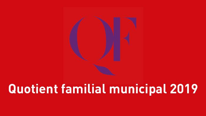 Calcul Du Quotient Familial Municipal 2019 Ville De Lyon