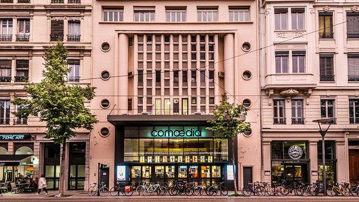 Cinéma Comoedia : une offre différente  Ville de Lyon