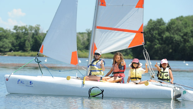 Divertisport catamaran