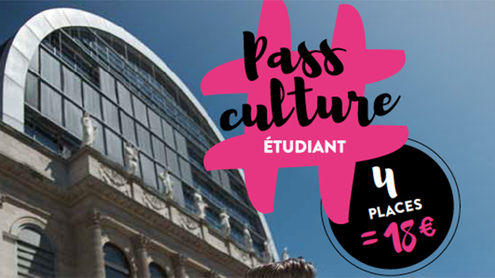 Pass culture étudiant