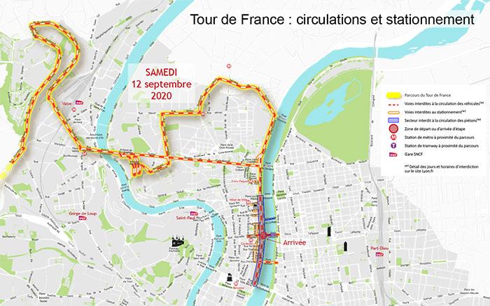 TDF à Lyon - jour 1
