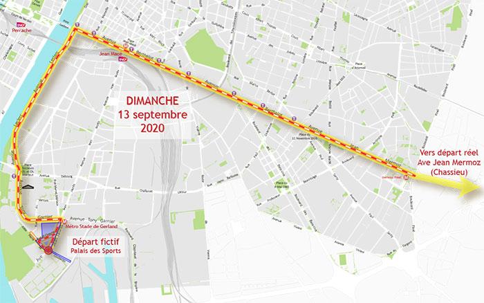 TDF à Lyon - jour 2