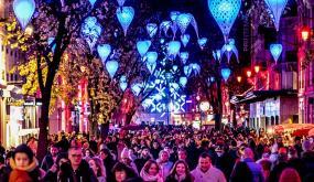 Décembre à Lyon - Fête des Lumières 2018