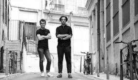 Mathias (Cold Fame) et Timothée (Last Train)