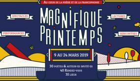 Magnifique Printemps 2019