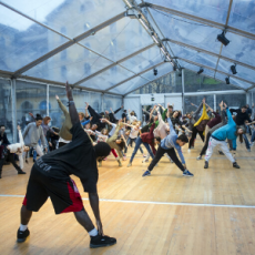 Cours de danse-minute