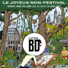 Le Joyeux non-festival Lyon BD