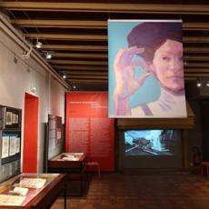 Chloé Chruchaudet s'expose au musée de l'imprimerie et de la communication
