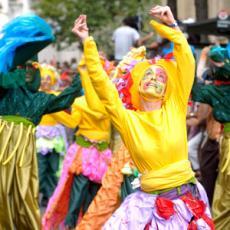 Défilé Biennale de la danse 2018